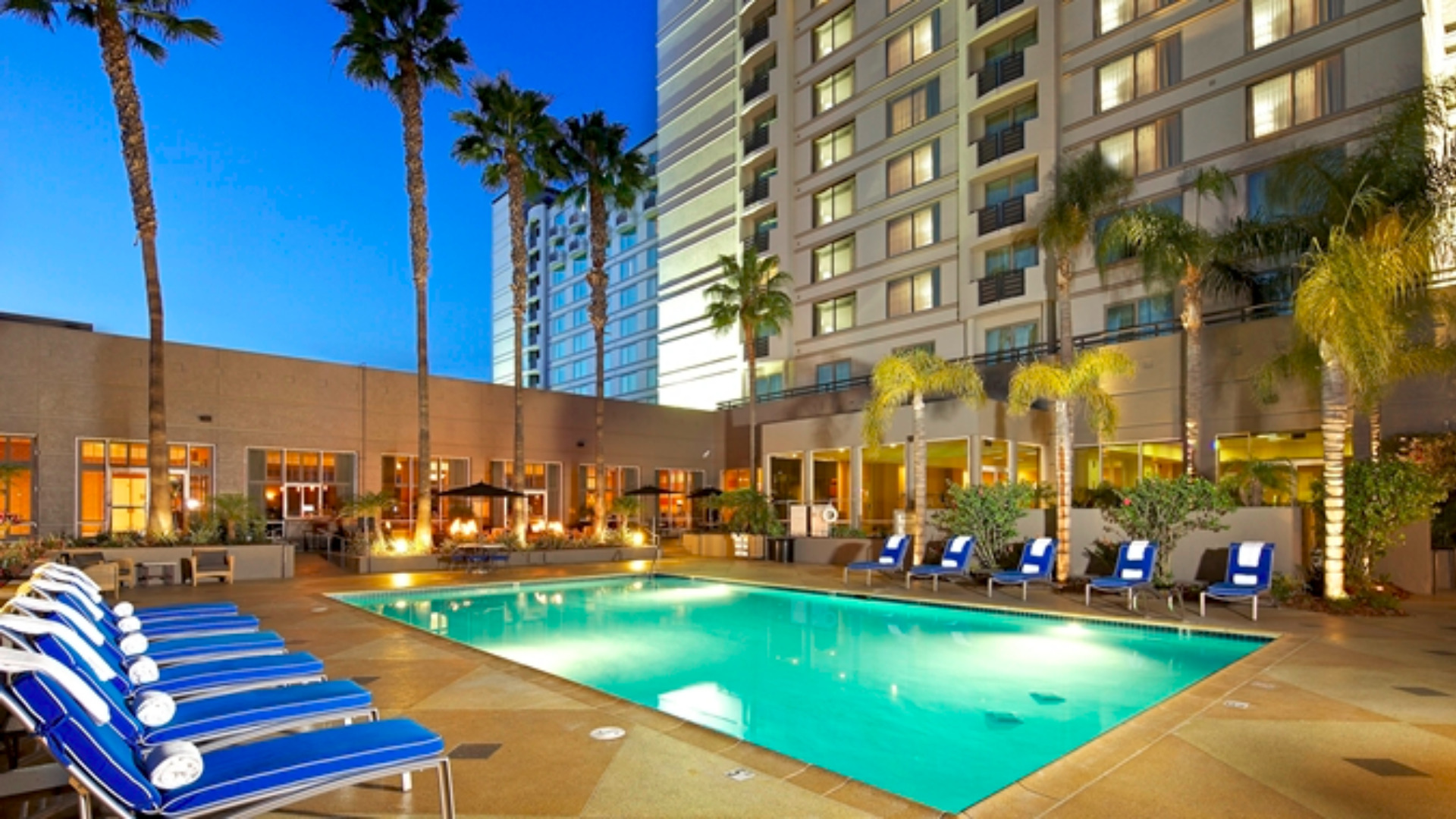 San Diego Welcomes The First Hilton Worldwide Hotel