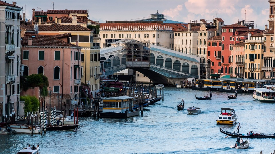 Venice: strong campaign against tourists