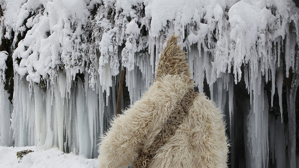 Extreme arctic weather in Europe takes lives