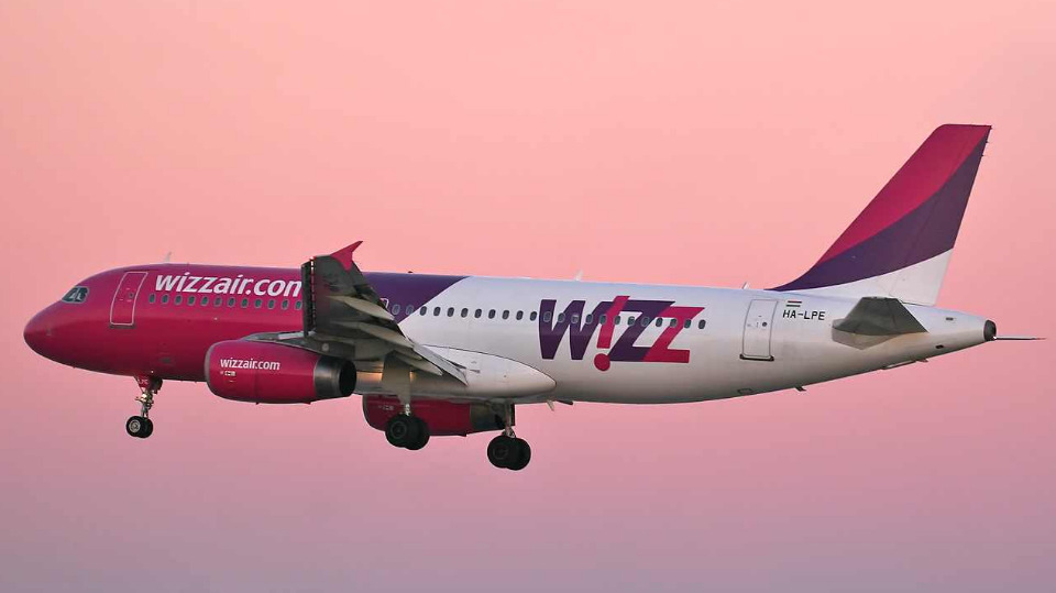 Wizz Air Expands Its Activity – Four New Destinations