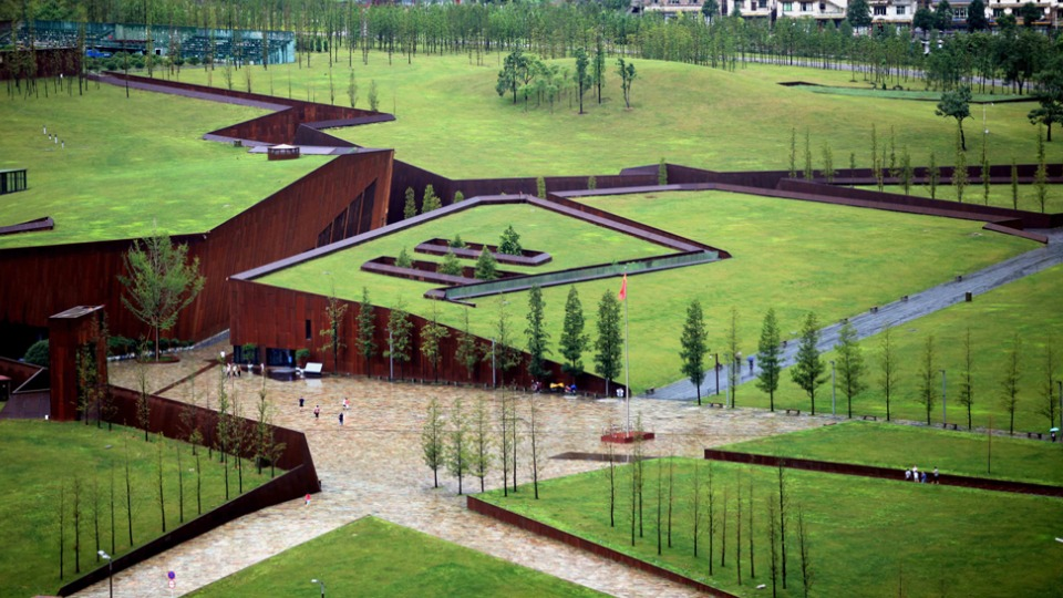 China has built an Earthquake Memorial Museum