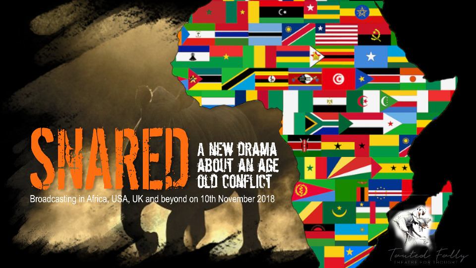Radio stations unite around the world for synchronised broadcast of SNARED IN AFRICA