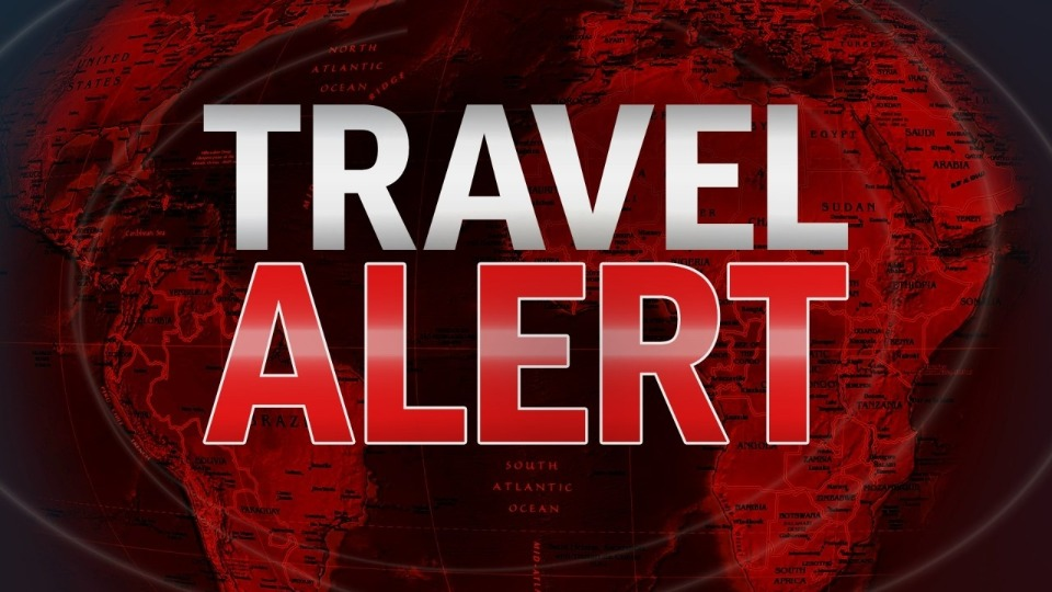 UK issues travel advisory for South Africa