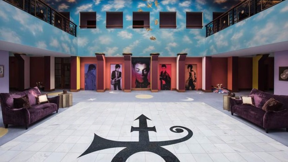 Prince's home at Paisley Park expands visitor tours