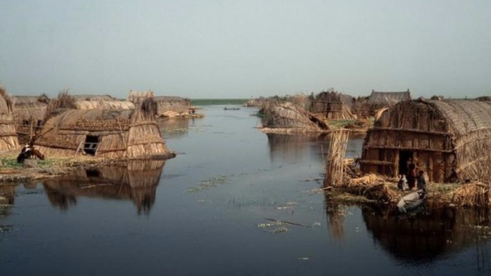 Iraq's marshes are now part of the UNESCO World Heritage